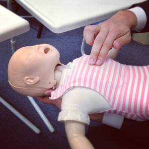 infant cpr new dads on the block blog