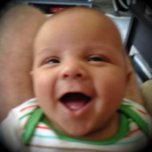 henry smile